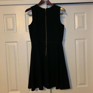 LOFT Dresses - LOFT Black A-line Dress Size 6 with pockets